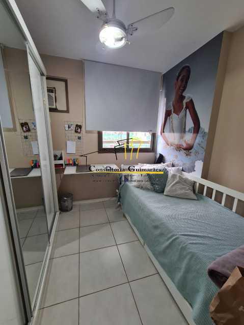 WhatsApp Image 2021-08-17 at 1 - Apartamento 2 quartos à venda Barra da Tijuca, Rio de Janeiro - R$ 420.000 - CGAP20220 - 9