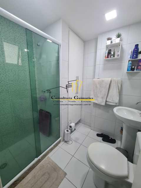 WhatsApp Image 2021-08-17 at 1 - Apartamento 2 quartos à venda Barra da Tijuca, Rio de Janeiro - R$ 420.000 - CGAP20220 - 8