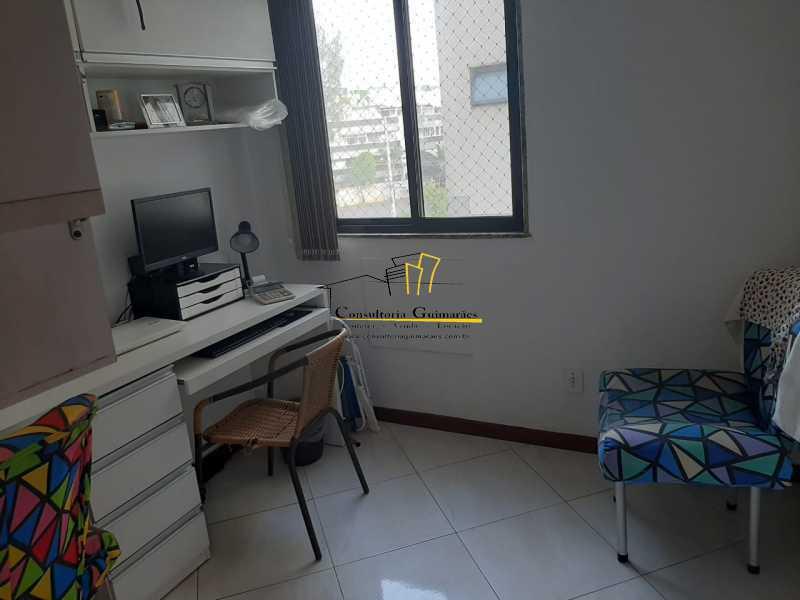 7e1b60aa-ad22-4466-be9b-7f897c - Excelente Apartamento 3 quartos (1 suíte) - Recreio dos Bandeirantes - CGAP30083 - 13