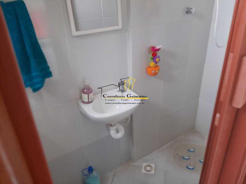 9e0653e0-b9d7-45ae-8858-5948d0 - Excelente Apartamento 3 quartos (1 suíte) - Recreio dos Bandeirantes - CGAP30083 - 14