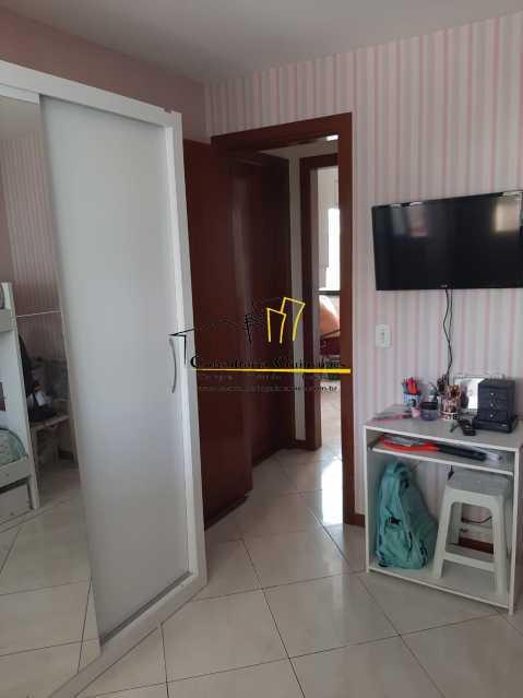 9277c8eb-b2dc-4efa-941b-06357a - Excelente Apartamento 3 quartos (1 suíte) - Recreio dos Bandeirantes - CGAP30083 - 11