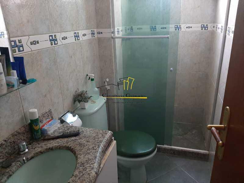 15005cca-35e1-4149-be83-c50699 - Excelente Apartamento 3 quartos (1 suíte) - Recreio dos Bandeirantes - CGAP30083 - 9