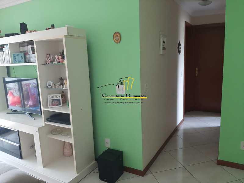 926130d1-9d2a-428c-8cd1-e621f8 - Excelente Apartamento 3 quartos (1 suíte) - Recreio dos Bandeirantes - CGAP30083 - 3