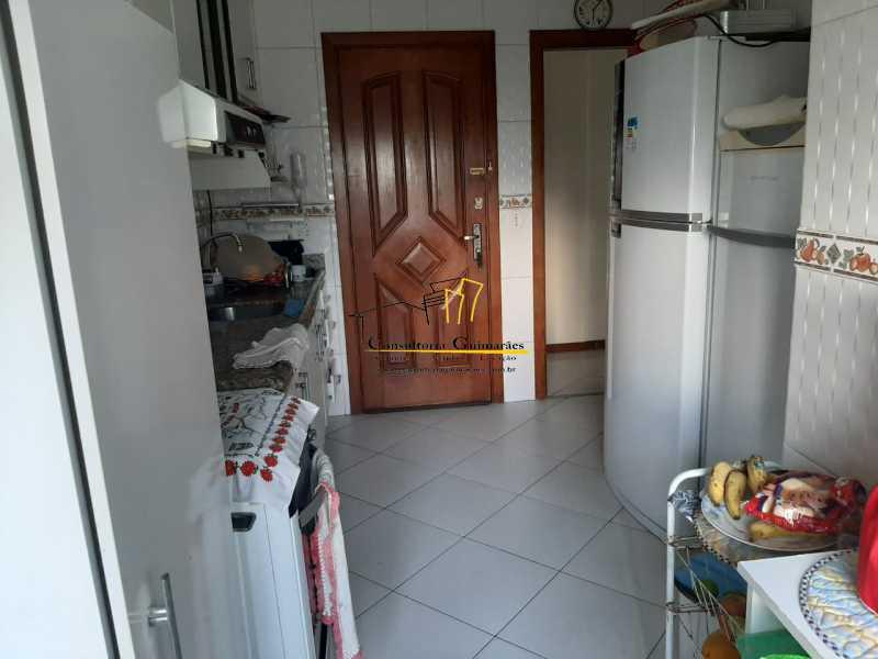 a32b4e49-e459-43fa-836a-b71aa2 - Excelente Apartamento 3 quartos (1 suíte) - Recreio dos Bandeirantes - CGAP30083 - 6