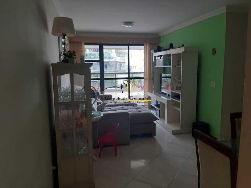 a41b3934-2776-448f-b9ec-633fc1 - Excelente Apartamento 3 quartos (1 suíte) - Recreio dos Bandeirantes - CGAP30083 - 4