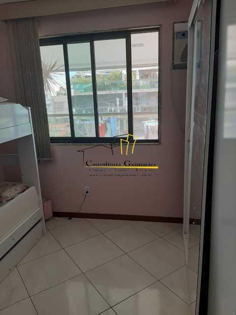 c97202f8-c3c9-4b37-ae76-8ccc77 - Excelente Apartamento 3 quartos (1 suíte) - Recreio dos Bandeirantes - CGAP30083 - 10