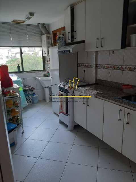 df603849-0991-4df0-bd2c-234163 - Excelente Apartamento 3 quartos (1 suíte) - Recreio dos Bandeirantes - CGAP30083 - 5