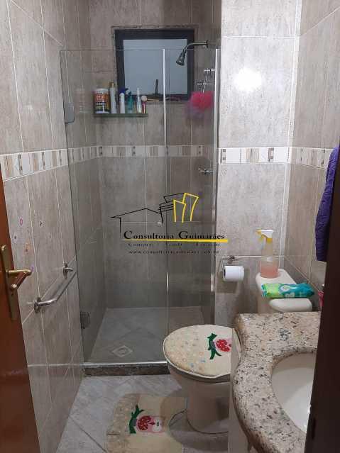 e519dc23-898b-41dd-9cca-5da320 - Excelente Apartamento 3 quartos (1 suíte) - Recreio dos Bandeirantes - CGAP30083 - 12