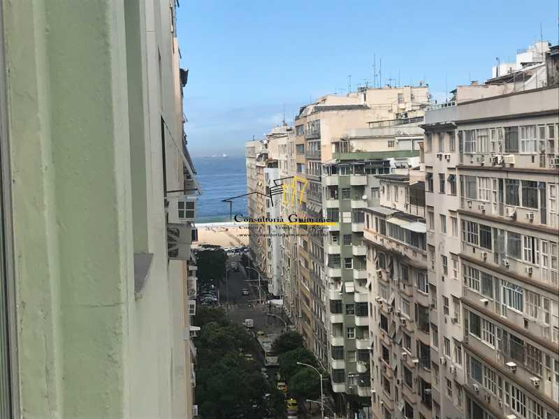 55ada3b2-6a0a-4064-93ac-8eecd6 - Apartamento 1 quarto à venda Copacabana, Rio de Janeiro - R$ 350.000 - CGAP10003 - 1