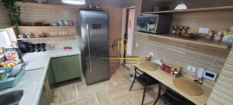 1cf16bdd-743a-4c94-a3d5-869e32 - Casa em Condomínio 4 quartos à venda Recreio dos Bandeirantes, Rio de Janeiro - R$ 1.500.000 - CGCN40022 - 6