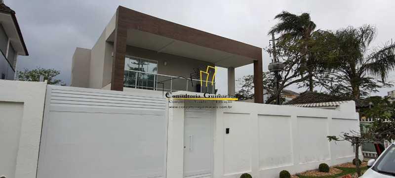 4b50ab98-bc52-425a-99f7-080cc3 - Casa em Condomínio 4 quartos à venda Recreio dos Bandeirantes, Rio de Janeiro - R$ 1.500.000 - CGCN40022 - 4