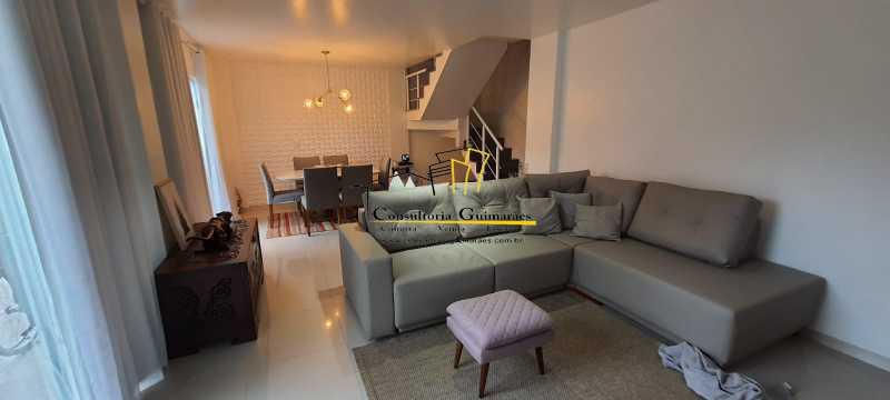 7b8744af-ce6f-4400-aa08-430c64 - Casa em Condomínio 4 quartos à venda Recreio dos Bandeirantes, Rio de Janeiro - R$ 1.500.000 - CGCN40022 - 9
