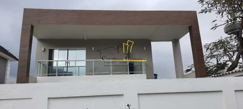40f549da-ed3f-4b04-8453-b4ba0c - Casa em Condomínio 4 quartos à venda Recreio dos Bandeirantes, Rio de Janeiro - R$ 1.500.000 - CGCN40022 - 1