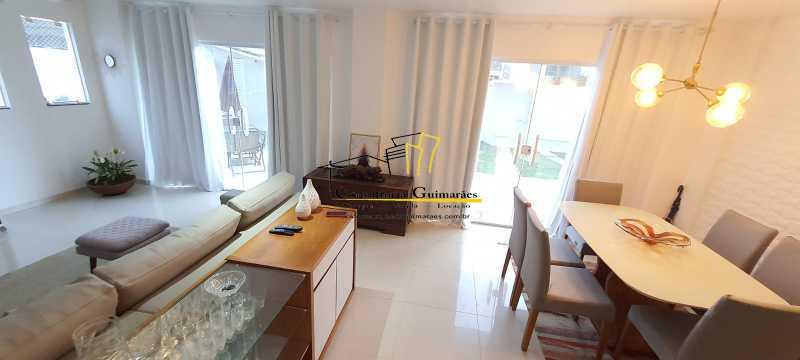 176a04c7-c8f0-405d-90de-c419a1 - Casa em Condomínio 4 quartos à venda Recreio dos Bandeirantes, Rio de Janeiro - R$ 1.500.000 - CGCN40022 - 12