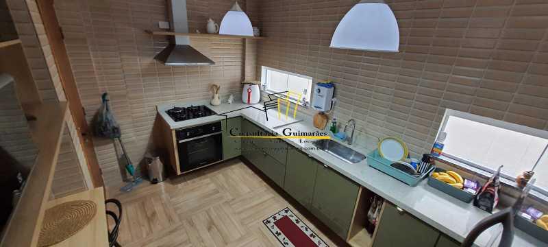 8740b2de-a881-4b5b-8c1a-7c6823 - Casa em Condomínio 4 quartos à venda Recreio dos Bandeirantes, Rio de Janeiro - R$ 1.500.000 - CGCN40022 - 8