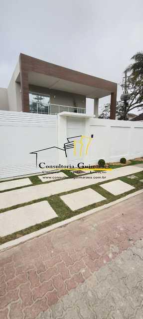 fa51f0a6-077e-431e-ae09-f31aa0 - Casa em Condomínio 4 quartos à venda Recreio dos Bandeirantes, Rio de Janeiro - R$ 1.500.000 - CGCN40022 - 29