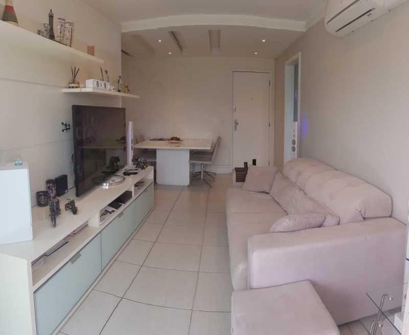 cc61996c-1067-4fb9-b300-4716ed - Apartamento À Venda - Freguesia (Jacarepaguá) - Rio de Janeiro - RJ - CGAP20028 - 1