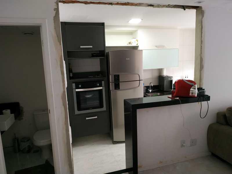 IMG_20190323_115628 - Apartamento 3 quartos à venda Recreio dos Bandeirantes, Rio de Janeiro - R$ 595.000 - CGAP30011 - 5