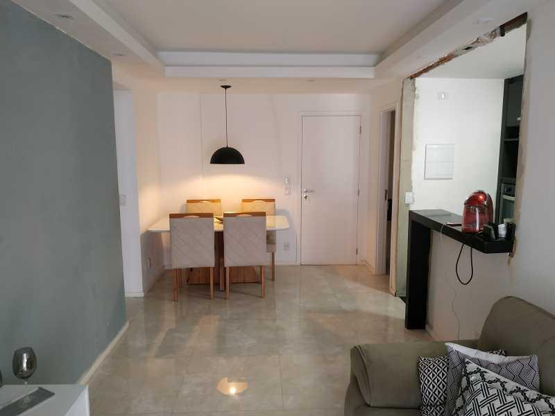 IMG_20190323_115829 - Apartamento 3 quartos à venda Recreio dos Bandeirantes, Rio de Janeiro - R$ 595.000 - CGAP30011 - 3