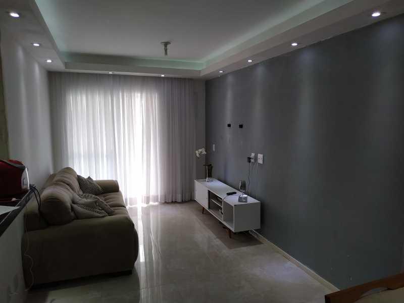 IMG_20190323_115845 - Apartamento 3 quartos à venda Recreio dos Bandeirantes, Rio de Janeiro - R$ 595.000 - CGAP30011 - 1