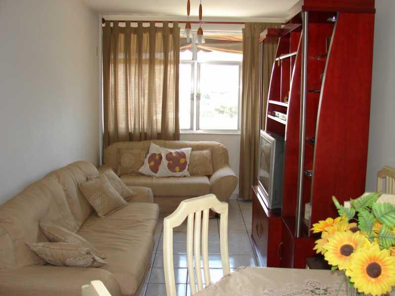 Sala 1 - Apartamento Para Venda ou Aluguel - Freguesia (Jacarepaguá) - Rio de Janeiro - RJ - CGAP20039 - 1