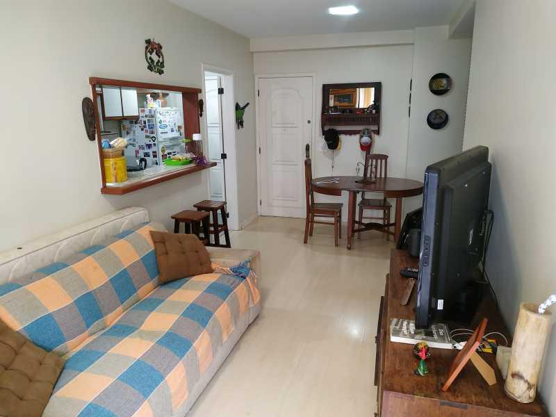 1 - Apartamento 2 quartos à venda Recreio dos Bandeirantes, Rio de Janeiro - R$ 460.000 - CGAP20041 - 1
