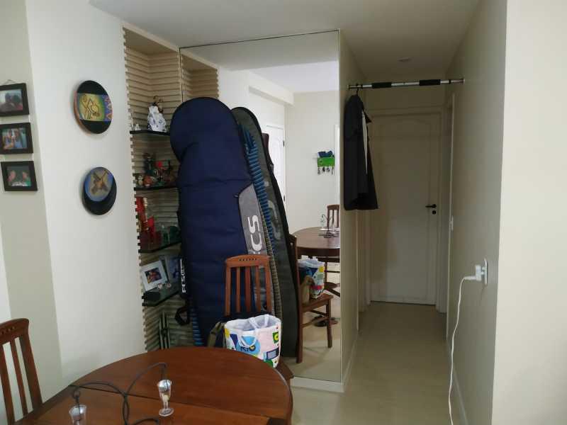 4 - Apartamento 2 quartos à venda Recreio dos Bandeirantes, Rio de Janeiro - R$ 460.000 - CGAP20041 - 4