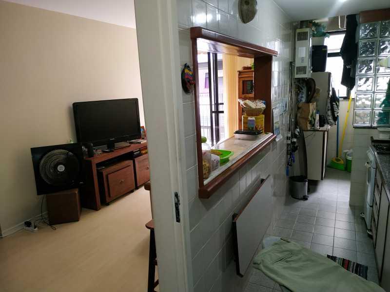 6 - Apartamento 2 quartos à venda Recreio dos Bandeirantes, Rio de Janeiro - R$ 460.000 - CGAP20041 - 6