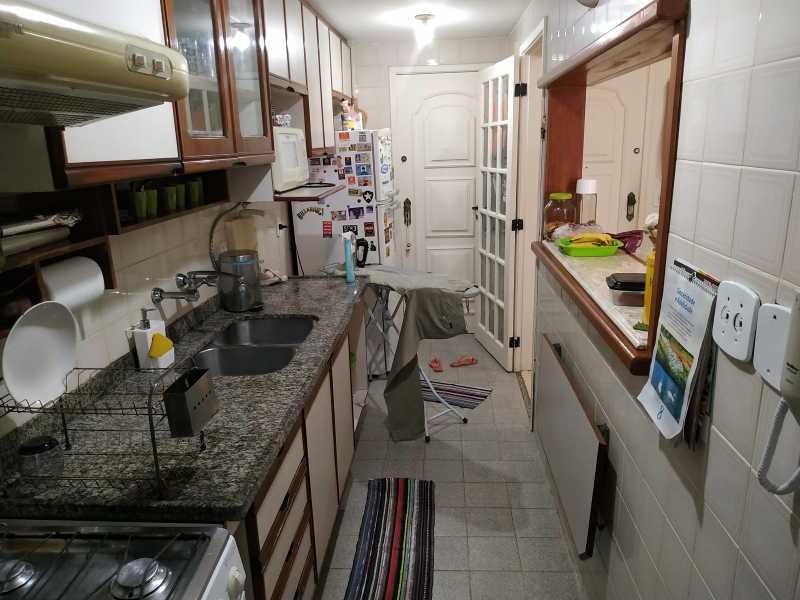 8 - Apartamento 2 quartos à venda Recreio dos Bandeirantes, Rio de Janeiro - R$ 460.000 - CGAP20041 - 9
