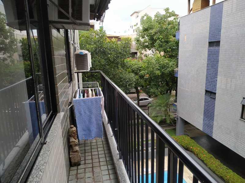 xxxx - Apartamento 2 quartos à venda Recreio dos Bandeirantes, Rio de Janeiro - R$ 460.000 - CGAP20041 - 20