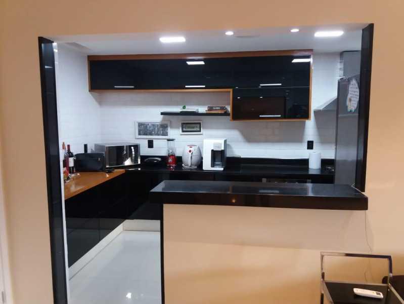 Cozinha 2 . - Cobertura 2 quartos à venda Barra da Tijuca, Rio de Janeiro - R$ 1.650.000 - CGCO20002 - 3