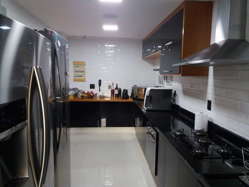 Cozinha 3 . - Cobertura 2 quartos à venda Barra da Tijuca, Rio de Janeiro - R$ 1.650.000 - CGCO20002 - 5