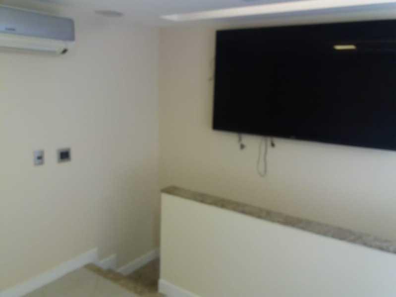 Terraço 6. - Cobertura 2 quartos à venda Barra da Tijuca, Rio de Janeiro - R$ 1.650.000 - CGCO20002 - 14
