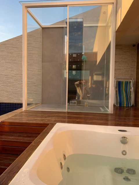 Terraço 15. - Cobertura 2 quartos à venda Barra da Tijuca, Rio de Janeiro - R$ 1.650.000 - CGCO20002 - 18