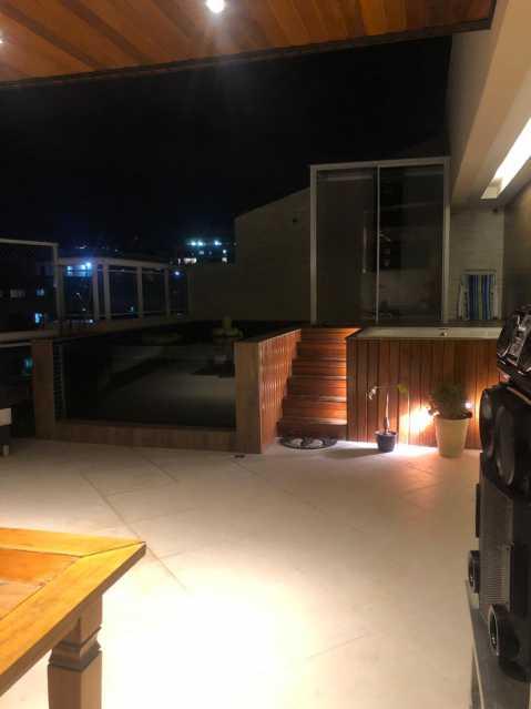 Terraço 18. - Cobertura 2 quartos à venda Barra da Tijuca, Rio de Janeiro - R$ 1.650.000 - CGCO20002 - 19