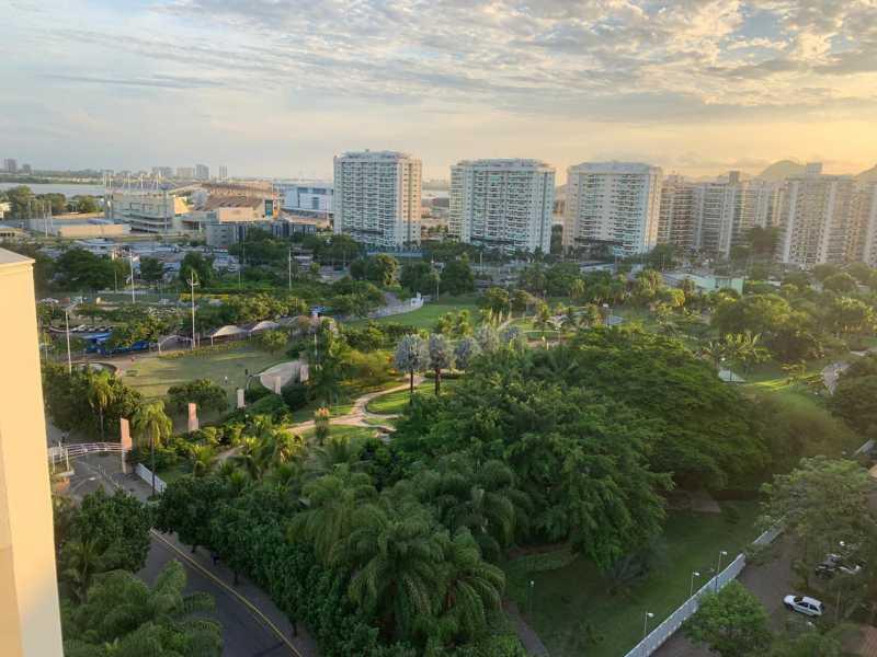 Vista. - Cobertura 2 quartos à venda Barra da Tijuca, Rio de Janeiro - R$ 1.650.000 - CGCO20002 - 27