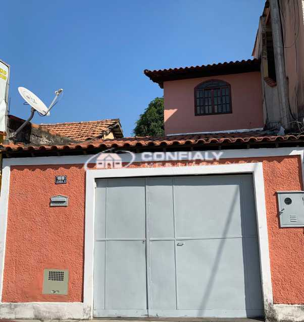 casa 1. - Casa à venda Rua da Imperatriz,Realengo, Rio de Janeiro - R$ 282.000 - MLCA30012 - 1