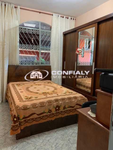casa 10. - Casa à venda Rua da Imperatriz,Realengo, Rio de Janeiro - R$ 282.000 - MLCA30012 - 9