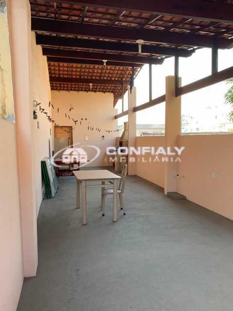 casa 18. - Casa à venda Rua da Imperatriz,Realengo, Rio de Janeiro - R$ 282.000 - MLCA30012 - 16