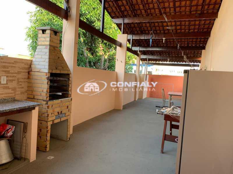 casa 19. - Casa à venda Rua da Imperatriz,Realengo, Rio de Janeiro - R$ 282.000 - MLCA30012 - 17