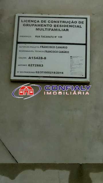 f478a13d-df07-4af9-ae38-d8eb9d - Casa em Condomínio 2 quartos à venda Honório Gurgel, Rio de Janeiro - R$ 355.000 - MLCN20012 - 8