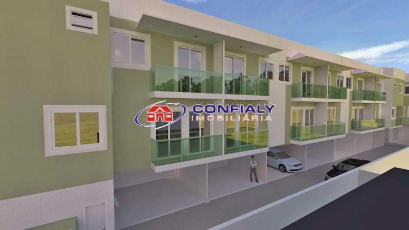 035ec206-5ada-420f-93bf-ddb271 - Casa em Condomínio 2 quartos à venda Honório Gurgel, Rio de Janeiro - R$ 355.000 - MLCN20012 - 5