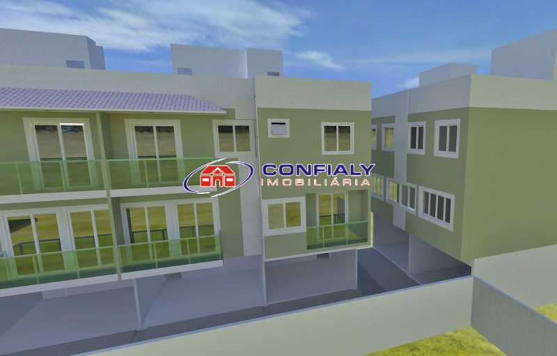 61f014fd-c14e-4ef5-ac17-c49100 - Casa em Condomínio 2 quartos à venda Honório Gurgel, Rio de Janeiro - R$ 355.000 - MLCN20012 - 4