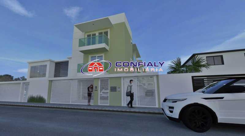 cc5b9d53-7c33-4431-88ab-f5dfe7 - Casa em Condomínio 2 quartos à venda Honório Gurgel, Rio de Janeiro - R$ 355.000 - MLCN20012 - 1