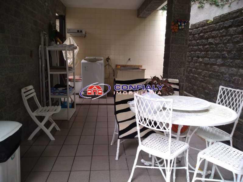be0f4a46-5bfa-497f-b161-8e96b7 - Casa em Condomínio à venda Rua Emílio Maurell Neto,Vila Valqueire, Rio de Janeiro - R$ 1.149.000 - MLCN30001 - 18