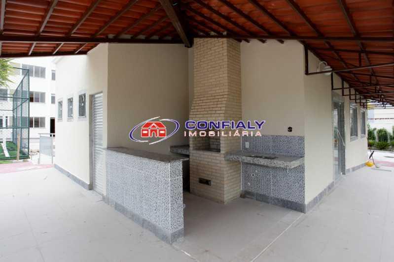 AREA COMUM 3. - Apartamento 2 quartos à venda Guadalupe, Rio de Janeiro - R$ 160.000 - MLAP20081 - 3
