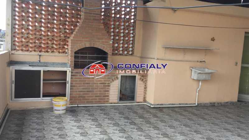 PHOTO-2020-06-16-10-17-00 - Casa de Vila 3 quartos para alugar Marechal Hermes, Rio de Janeiro - R$ 1.500 - MLCV30007 - 1
