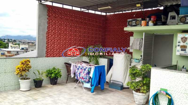 ef1128de-556f-4e82-a421-e2d475 - Casa de Vila 2 quartos à venda Bento Ribeiro, Rio de Janeiro - R$ 230.000 - MLCV20021 - 24