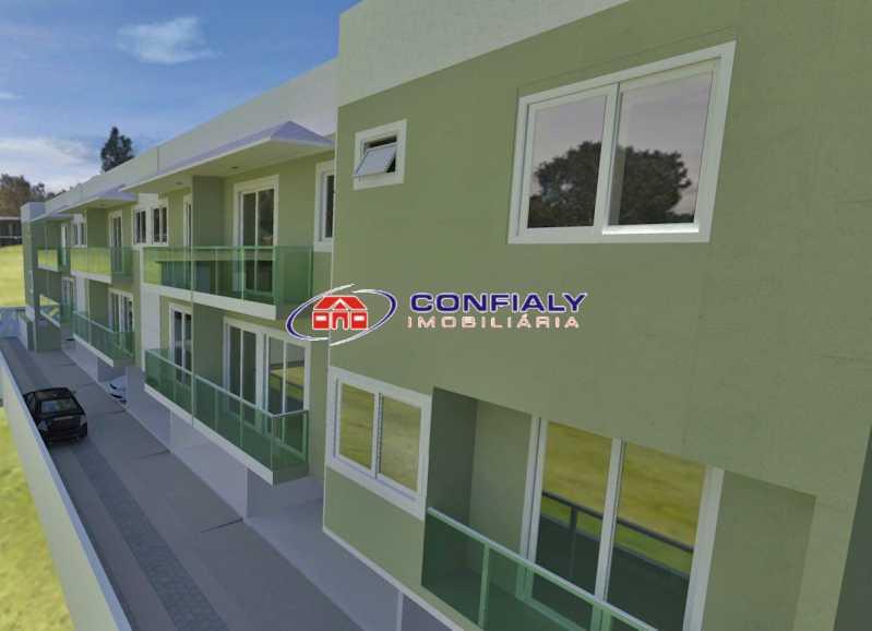 0b4a8b10-8f8f-488f-9351-310307 - Casa em Condomínio 2 quartos à venda Honório Gurgel, Rio de Janeiro - R$ 265.000 - MLCN20014 - 1