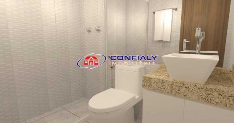 fotos-31 - Apartamento 1 quarto à venda Benfica, Rio de Janeiro - R$ 219.000 - MLAP10016 - 6